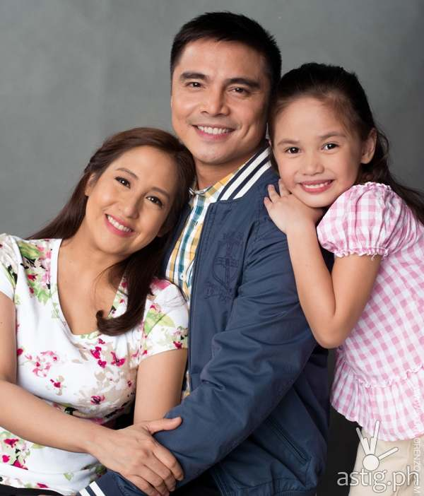 Jolina Magdangal, Marvin Agustin and Ashley Sarmiento in Flordeliza