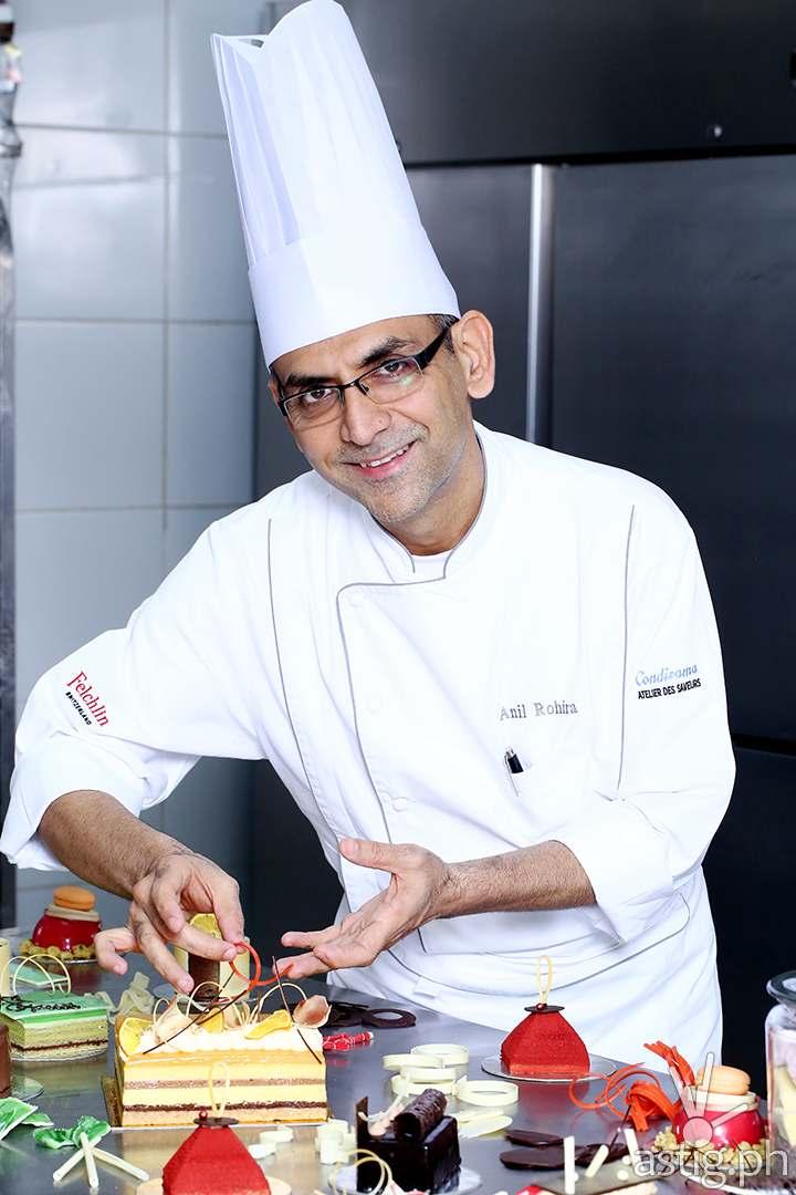 Chef Anil Rohira of Felchin