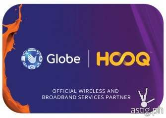 Globe Telecom is the official wireless and broadband services provider of HOOQ in the Philippines