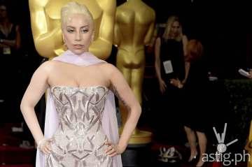 Lady Gaga Oscars 2015 Sound of Music
