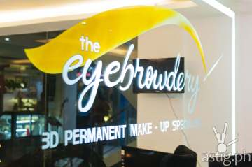 The Eyebrowdery