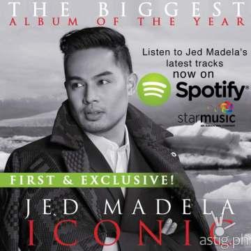 Jed Madela - Iconic Spotify