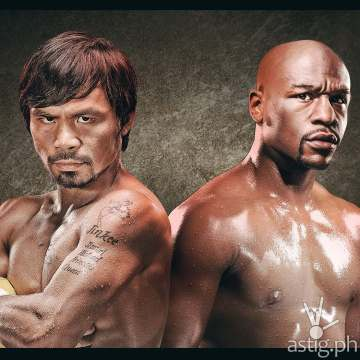 Watch Manny Pacquiao vs Floyd Mayweather Jr