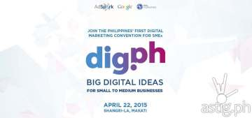 digph 2015 digital marketing event
