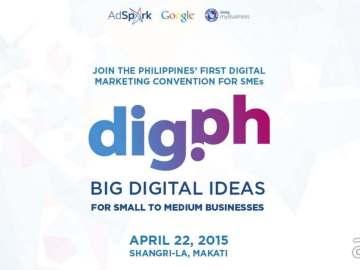 digph 2015 digital marketing event