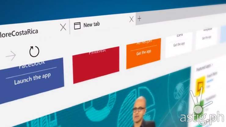 Microsoft Windows 10 will come with the all new Microsoft Edge browser (aka Project Spartan)