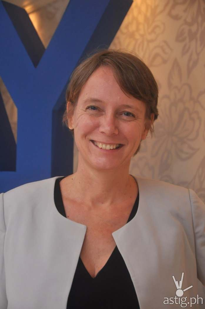 Heather Pelier, Incoming General Manager, GSK Consumer Healthcare, Ph