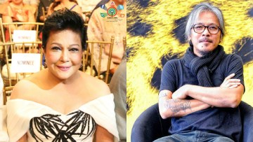 Nora Aunor Lav Diaz 38th Gawad Urian Awards