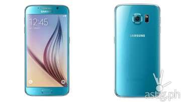 Samsung Galaxy S6 Topaz Blue
