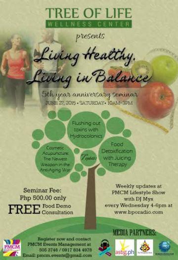 Tree of Life Wellness Center event