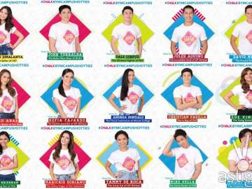 CHALK BRIGHT YOUNG MANILA CAMPUS HOTTIES 2015 FINALISTS