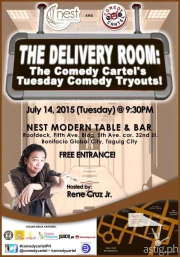 Delivery Room Comedy Cartel