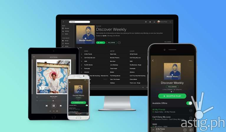 Spotify Introducing Discover Weekly your ultimate personalized playlist