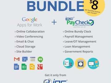 IPC Google Apps bundle