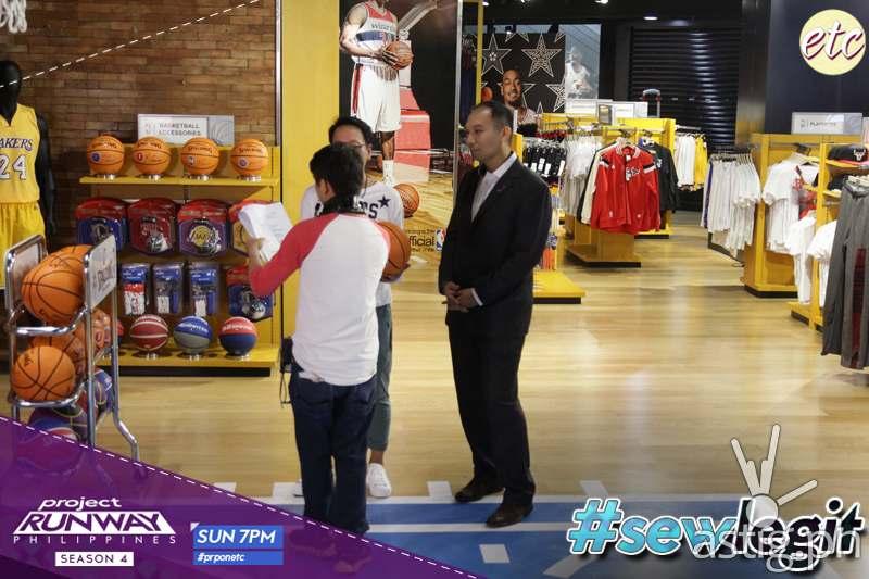 #SewLegit: NBA Fashion invades Project Runway Philippines