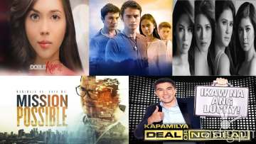 ABS-CBN'S KAPAMILYA GOLD CONQUERS PH AFTERNOON TV
