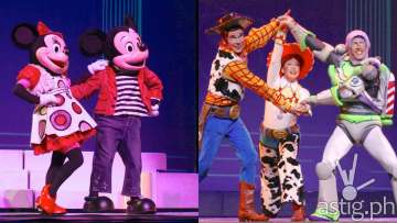 Disney Live Mickey Music Festival Sun Cellular Philippines