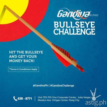 Gandiva Bullseye Challenge