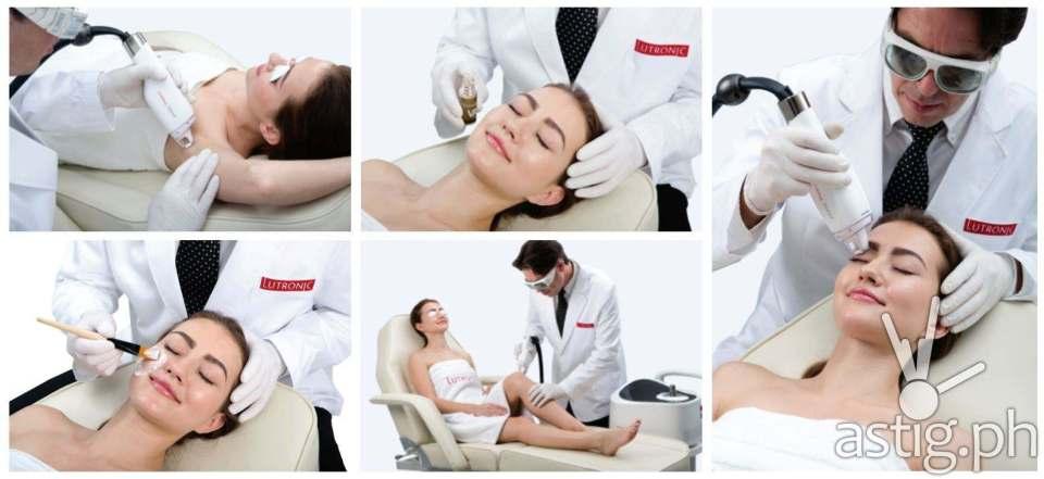 Baby Skin Laser (LaseMD) procedure at Luminisce