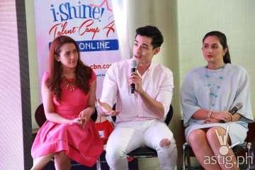 Xian Lim, Dimples Romana, Karylle Promil I-Shine