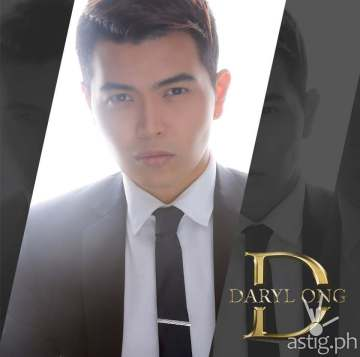 DARYL ONG - album cover