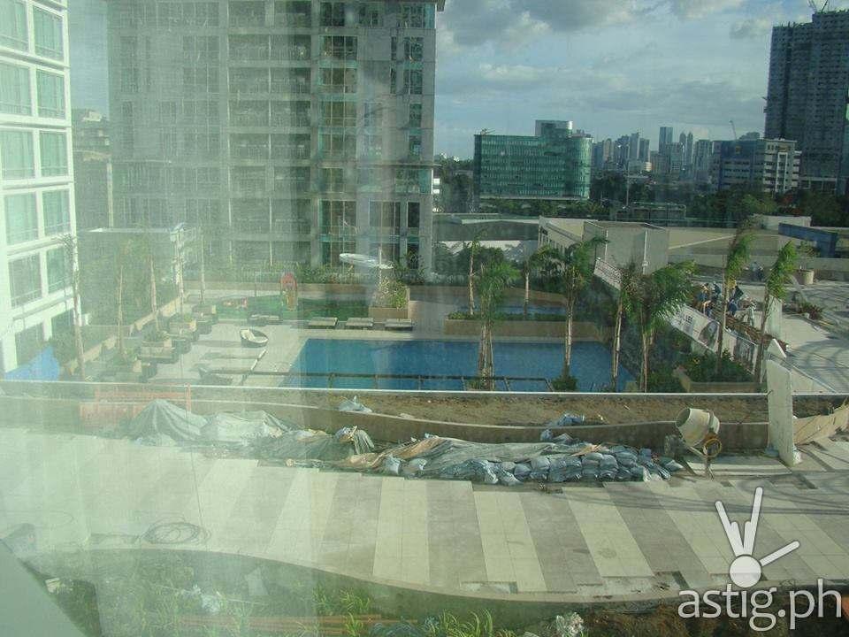 novo pool view