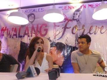 Juan Miguel, Jennelyn and Jericho