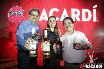 Bacardi unveils new bottle design