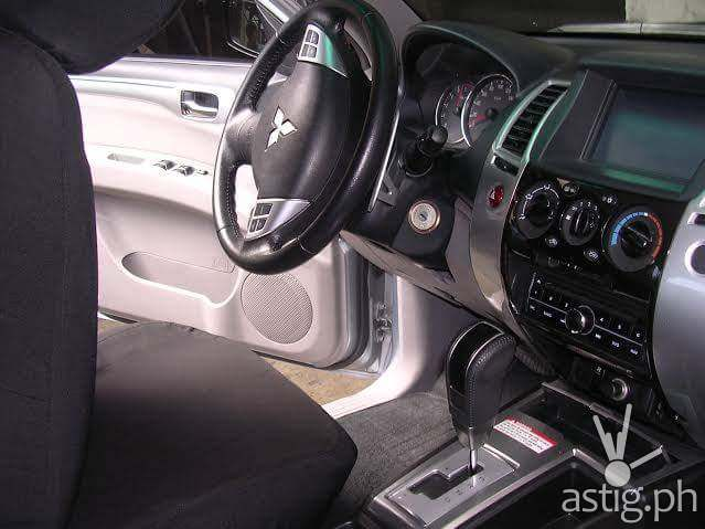 Air bags on the Montero did not get deployed despite the high RPM and impact
