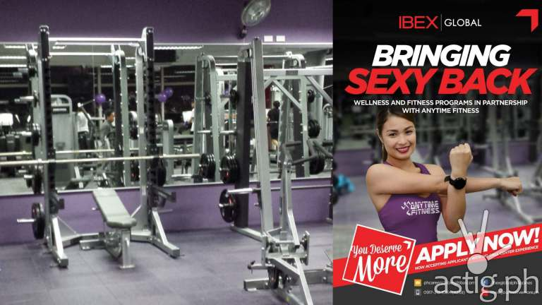 IBEX Global Philippines Anytime Fitness