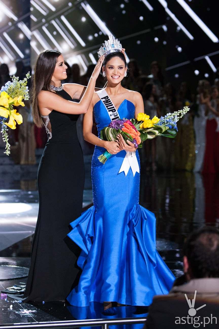 Photos Pia Wurtzbach Is Miss Universe 2015 Astig Ph