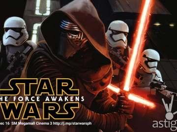 Star Wars Force Awakens advance movie screening