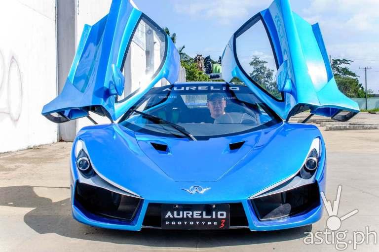 Aurelio car Philippines