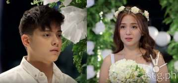 Yna and Angelo swear to love each other forever in Pangako Sa 'Yo