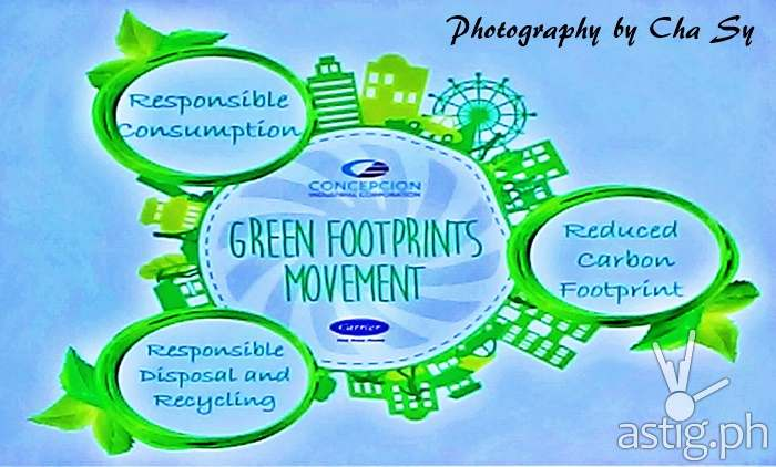 green footprints movement