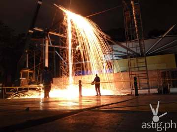 Life with Metal photography competition by Alcatel Flash