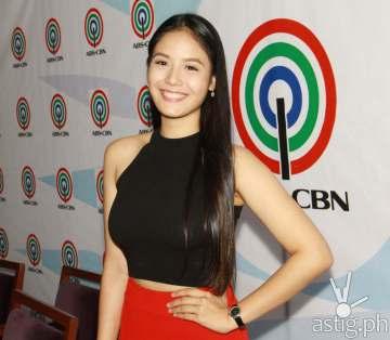Ritz Azul is now part of ABS-CBN