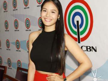 Ritz Azul is now part of ABS-CBN