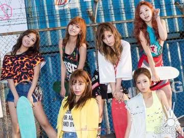 APink - MTV Music Evolution