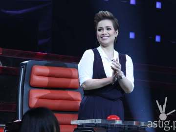 Coach Lea Salonga in The Voice Kids