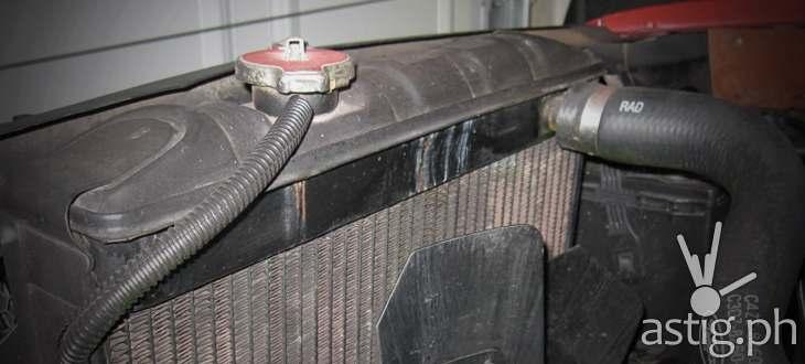 Radiator Leaks