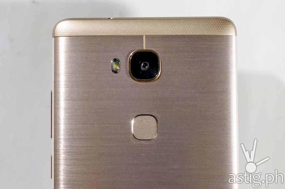 360 degree fingerprint scanner - Huawei GR5 Honor 5X