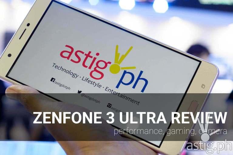 zenfone 3 ultra review