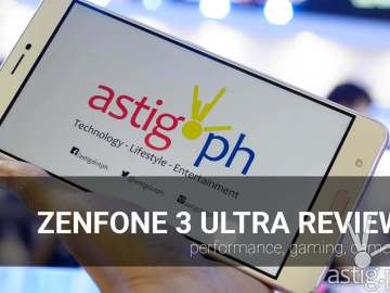 zenfone 3 ultra review