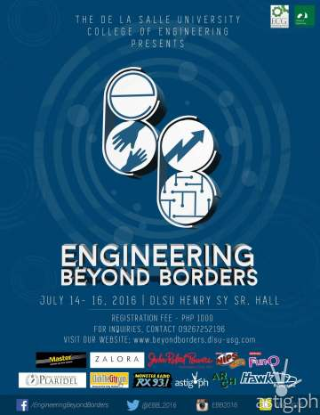Engineering Beyond Borders DLSU College of Engineering