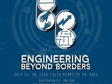 Engineering Beyond Borders DLSU College of Engineering