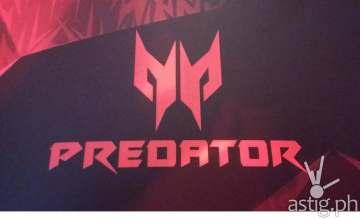 Predator gaming system launch