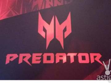 Predator gaming system launch