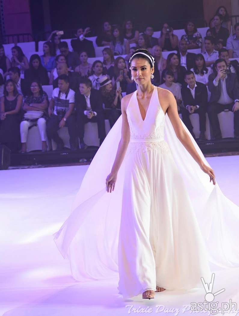 Wedding gown by Ryan Madamba at Marriott Hotel Manila - Marry Me At Marriott