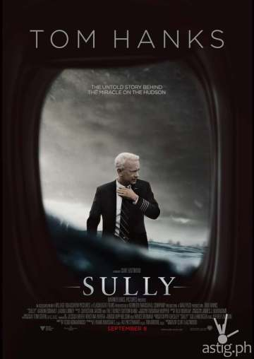 Tom Hanks Sully directed by Clint Eastwood